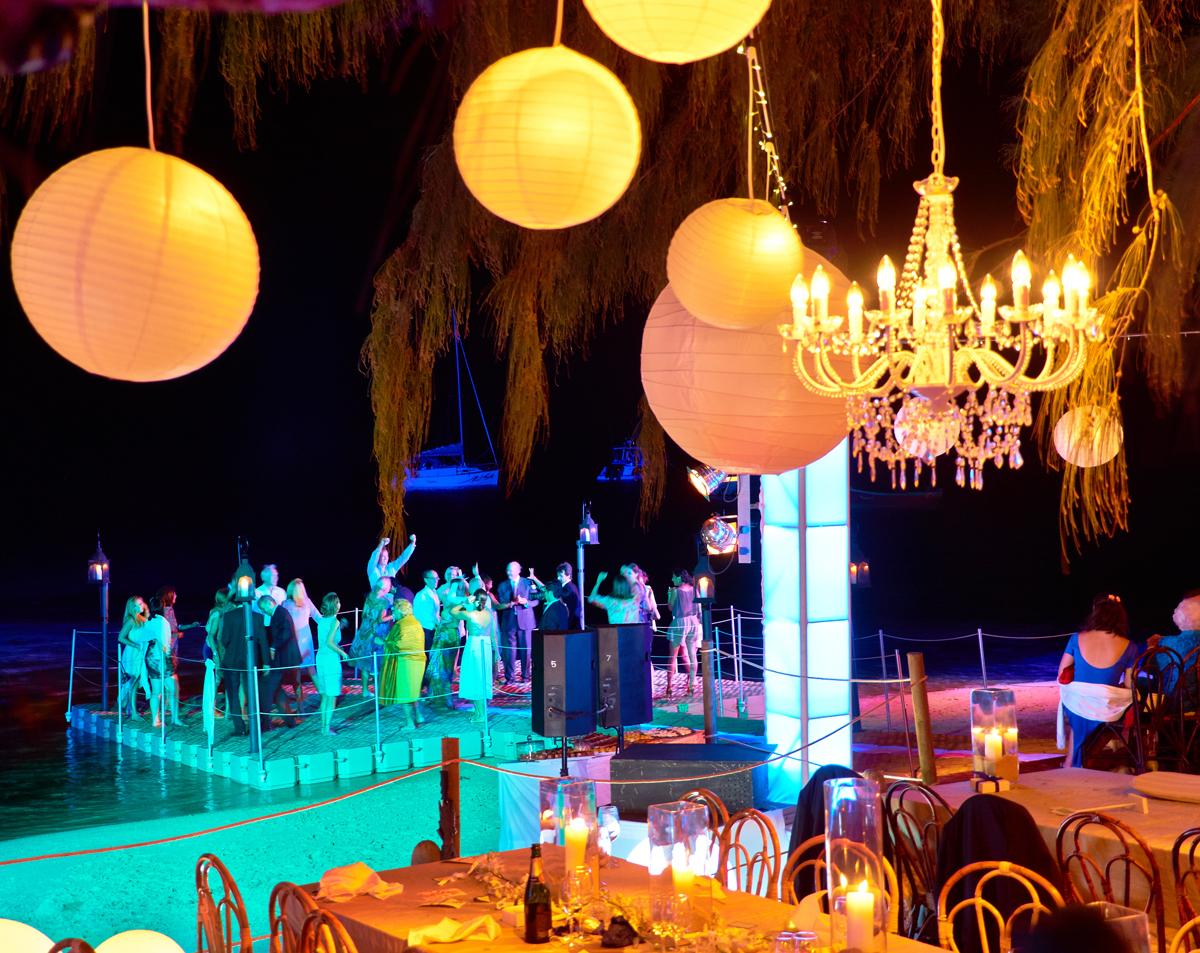 Wedding in mauritius impact production group junglespirit Images