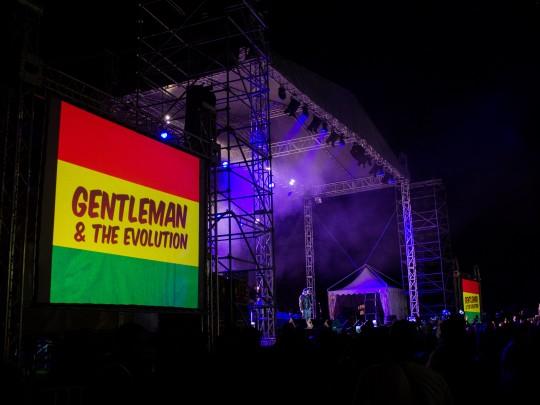 Gentleman & The Evolution